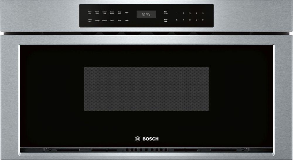 800 Series 24 Drawer Microwave