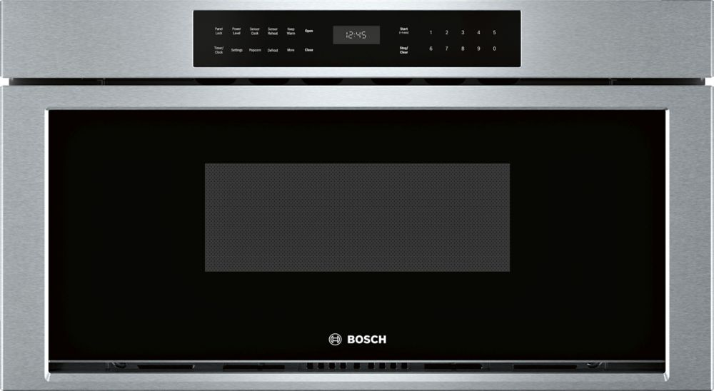 Bosch 800 Series - 30 inch 1.2 cu.ft. Drawer Microwave Oven