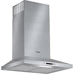 300 Series - ENERGY STAR 24 inch Pyramid Canopy Chimney Hood - 300 CFM - ENERGY STAR®