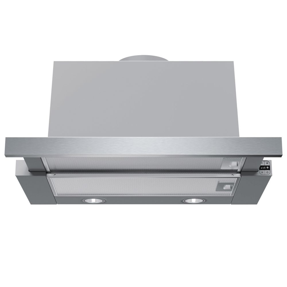 Bosch 500 Series - 24 inch Integrated Pull-Out Hood - 400 CFM