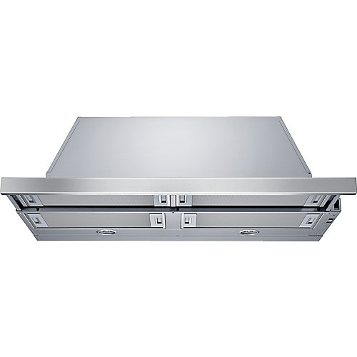 500 Series - 36 inch Integrated Pull-Out Hood - 500 CFM
