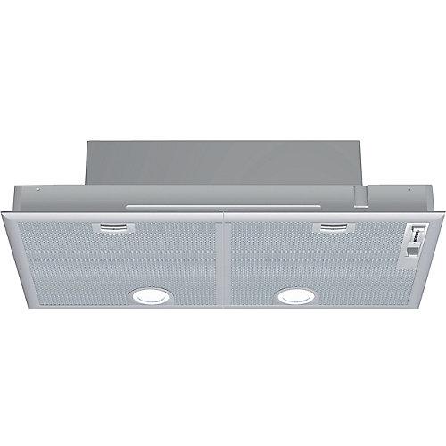 Série 500  Hotte de ventilation encastrée personnalisée de 400 pi³/min / 29 po