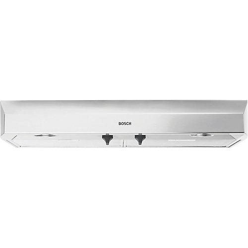 500 Series - 36 inch Under Cabinet Hood 400 CFM