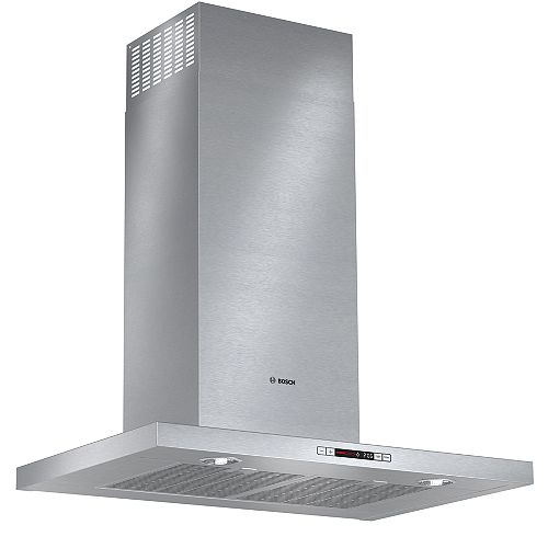 Bosch 500 Series- 30 inch Box Style Chimney Wall Hood - 600 CFM