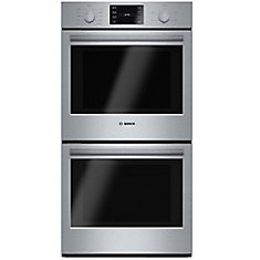 500 Series - 27 inch Double Wall Oven w/ European Convection