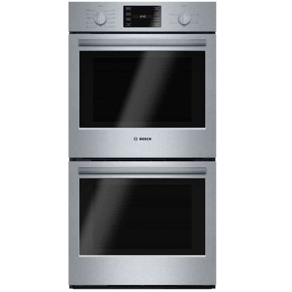 Bosch 500 Series - 27 inch Double Wall Oven w/ European Convection