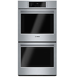 800 Series - 27 inch Double Wall Oven w/ European Convection