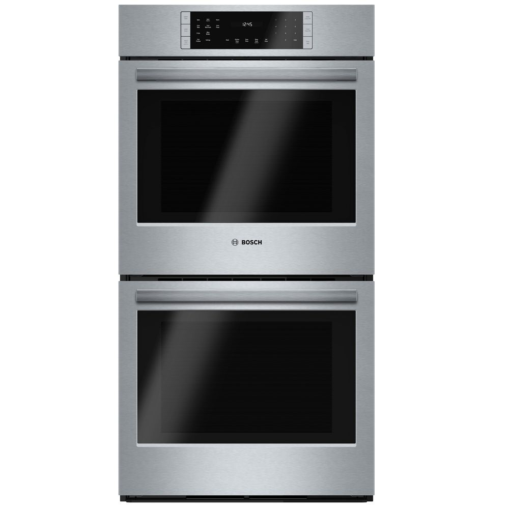 Bosch 800 Series - 27 inch Double Wall Oven w/ European Convection
