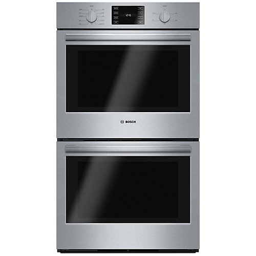 500 Series - 30 inch Double Wall Oven w/ European Convection