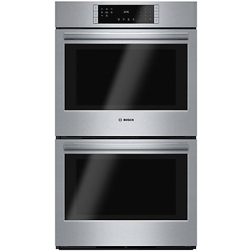 800 Series - 30 inch Double Wall Oven w/ European Convection