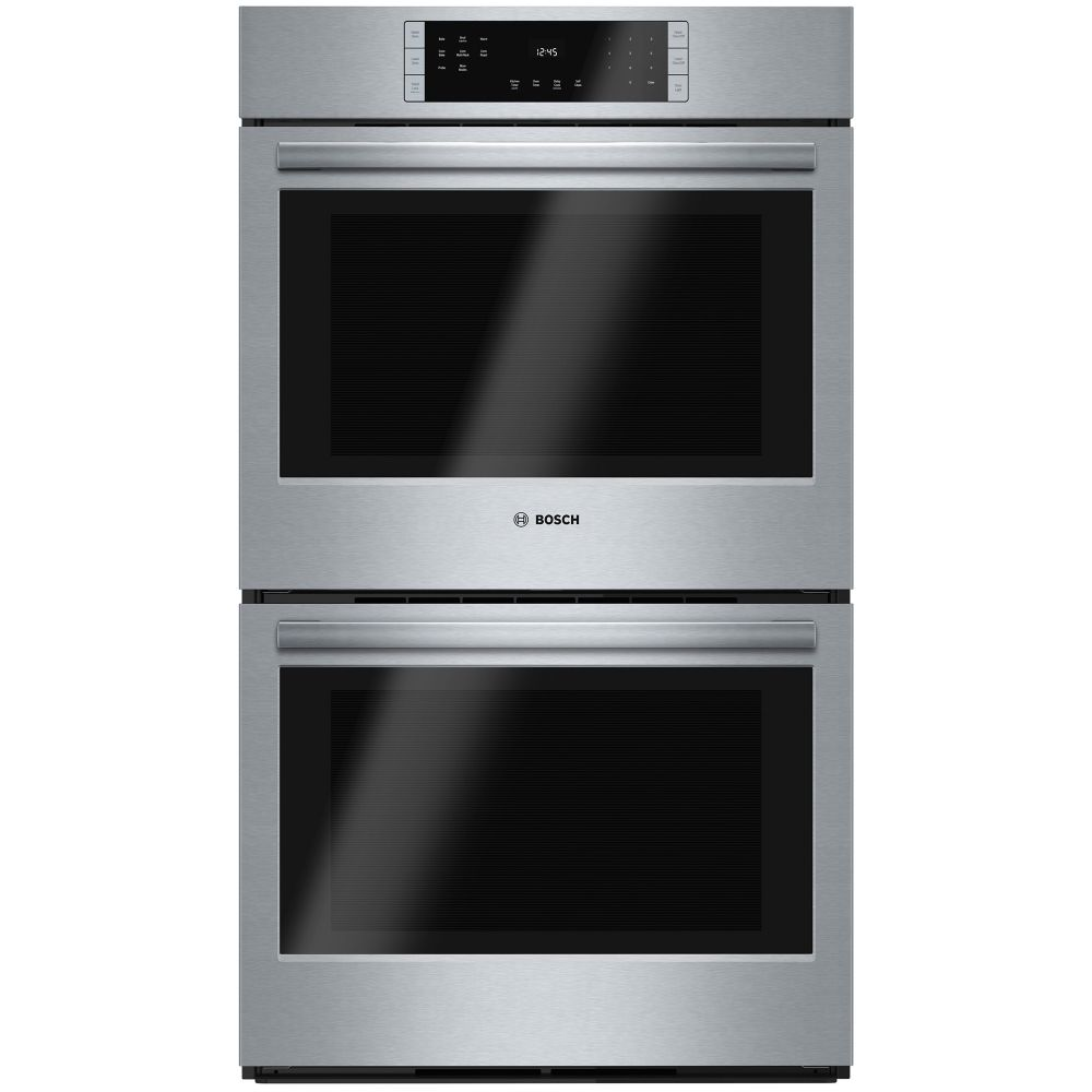 Bosch 800 Series - 30 inch Double Wall Oven w/ European Convection