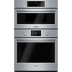 500 Series - 30 inch  Microwave Combination Wall Oven