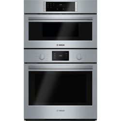 Bosch 500 Series - 30 inch  Microwave Combination Wall Oven