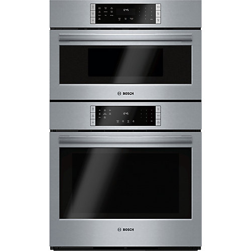 800 Series - 30 inch Microwave Combination Wall Oven
