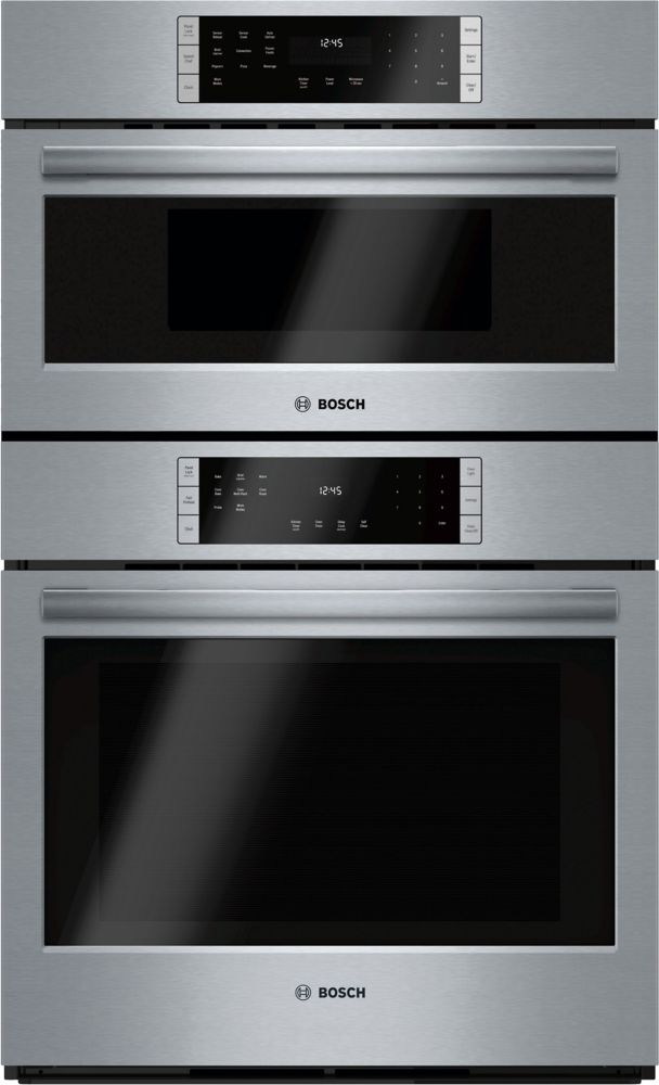 800 Series - 30 inch Speed Oven Combination Wall Oven