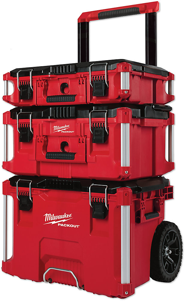 Milwaukee Tool 22 Inch Packout Modular Tool Box Storage System The Home Depot Canada