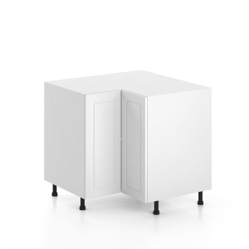 Eurostyle Florence - Assembled 36 inch Base Corner Cabinet ...