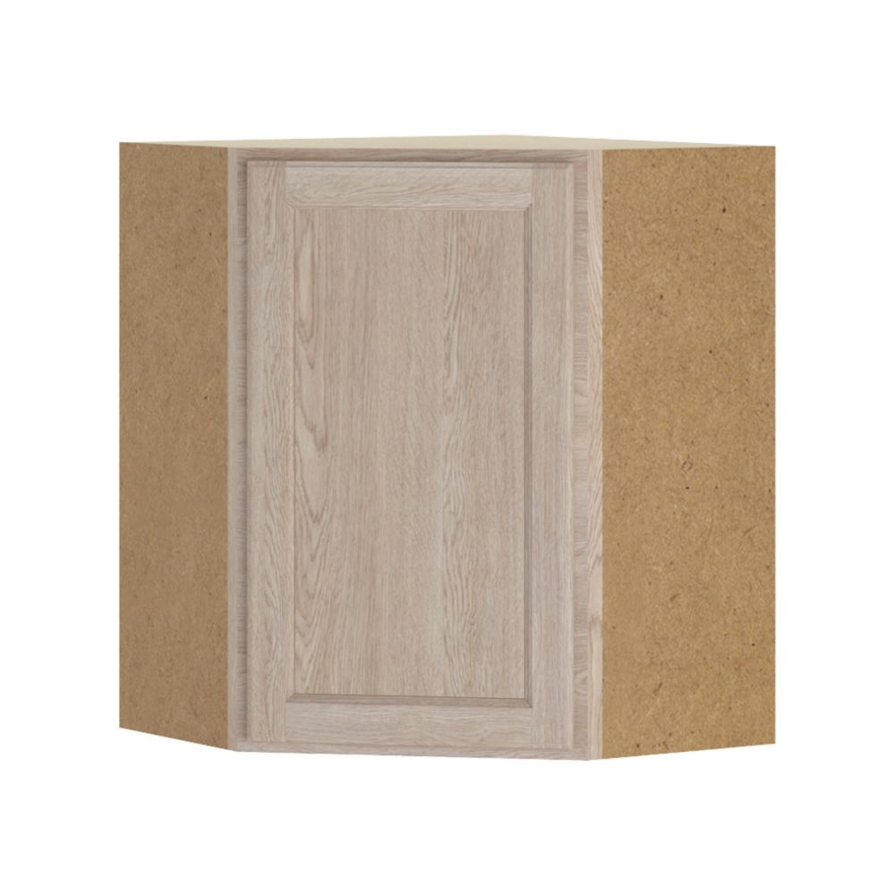 Hampton Bay Kitchen Cabinets Home Depot Canada: Assembled 24x30x24 In. Corner Wall