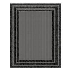 5 ft. 2-inch x 6 ft. 7-inch Indoor/Outdoor Area Rug Fresco Baron