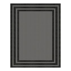 Hampton Bay 5 ft. 2-inch x 6 ft. 7-inch Indoor/Outdoor Area Rug Fresco Baron