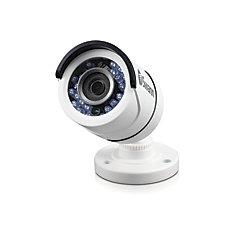 Caméra de sécurité TVI de type bullet, 5MP, blanc