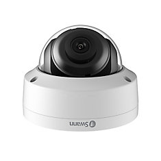 5MP TVI White Dome Security Camera