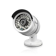 Caméra de sécurité hybride H855 de type bullet, 1080 P
