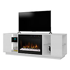 Flex Lex media console electric fireplace, 26