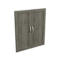 ClosetMaid Style+ Shaker Doors Coastal Teak