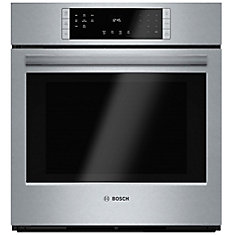 800 Series - 27 inch Single Wall Oven w/ European Convection