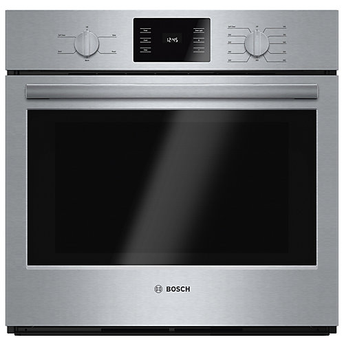 500 Series - 30 inch Single Wall Oven w/ Thermal Cooking