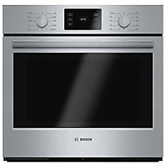 500 Series - 30 inch Single Wall Oven w/ European Convection