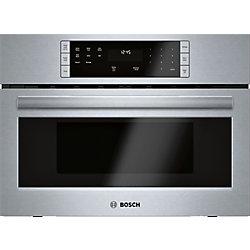 500 Series - 27 inch 1.6 cu. ft. Built In Microwave w/ Drop Down Door