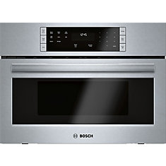 500 Series - 27 inch 1.6 cu. ft. Built In Microwave w/ Drop Down Door
