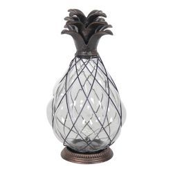 Hampton Bay 13-inch Pineapple Lantern
