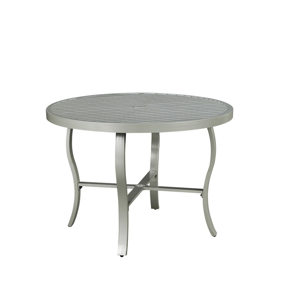 Homestyles South Beach Round Outdoor Dining Table