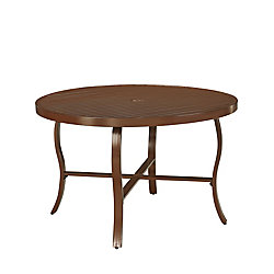 Homestyles Key West Round Outdoor Dining Table