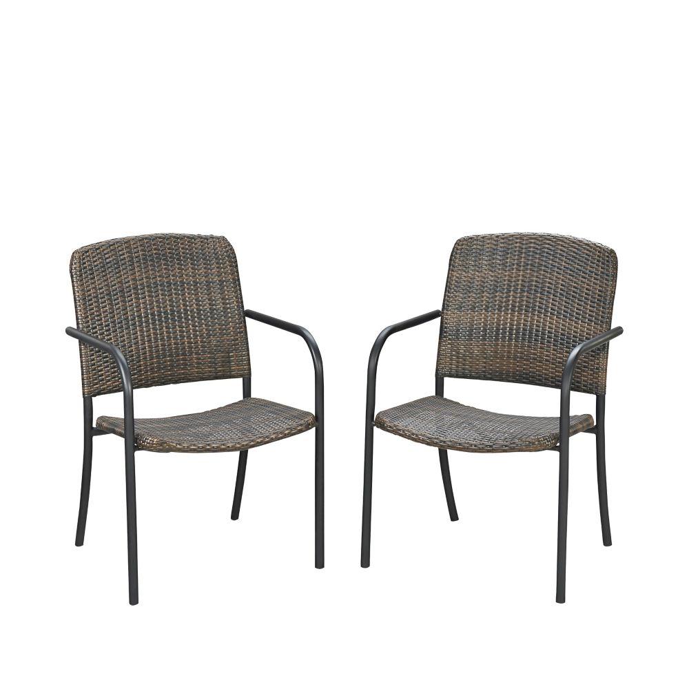 Homestyles Laguna II Patio Arm Chair (Set of 2)