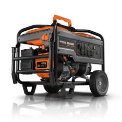 Generac XC 6500 Watt Gasoline Powered Portable Generator