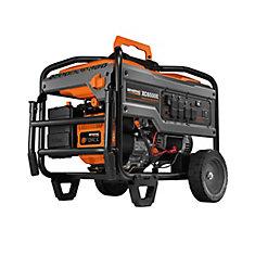XC 6500W Electric Start Gasoline Powered Portable Generator