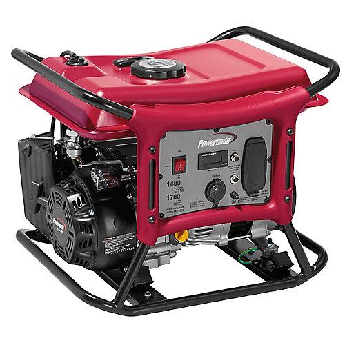 Générateur portable à essence série CX, 1 400 Watts