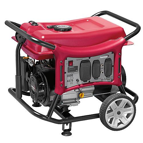 Générateur portable à essence série CX, 3 500 Watts