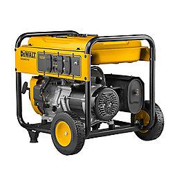DEWALT 5700W Gas Powered Portable Generator