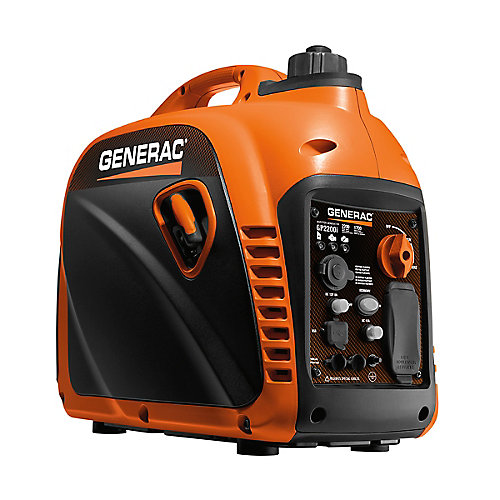 2200W Portable Gasoline Powered Invertor Generator