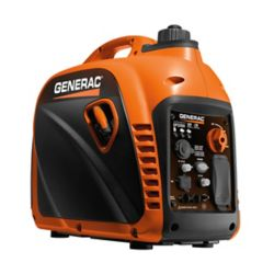 Generac 2200W Portable Gasoline Powered Invertor Generator