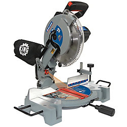 King Canada 10-inch Compound Miter Saw with Laser