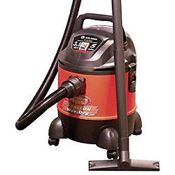 Performance Plus 5 Gallon Wet Dry Vacuum