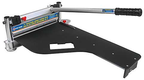 King Canada 13 Inch Professional Laminate Flooring Cutter The Home