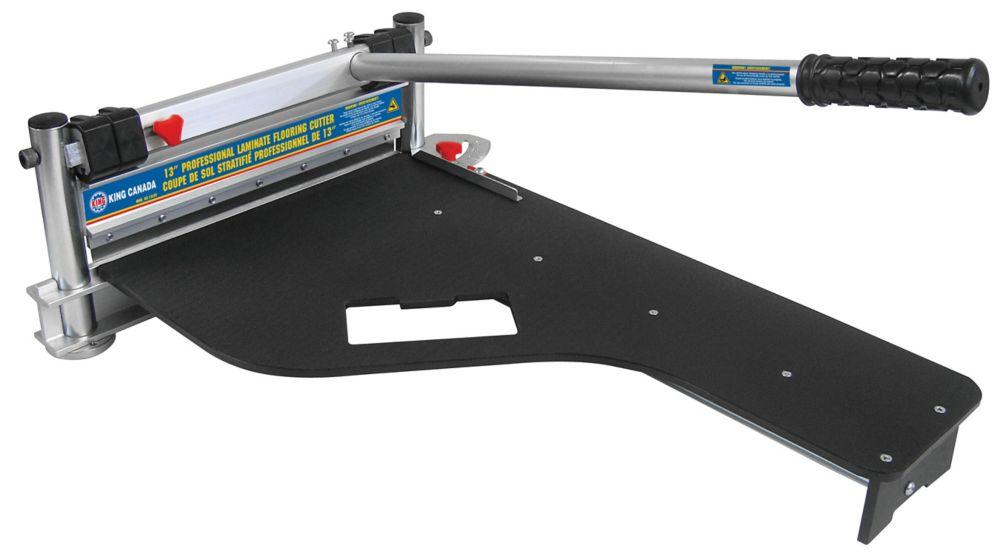 King Canada 13 Inch Professional Laminate Flooring Cutter