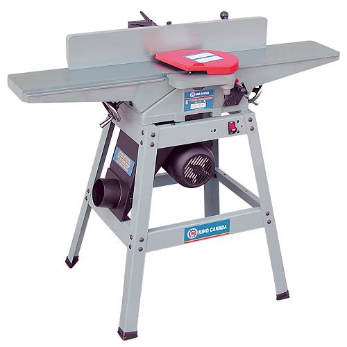 King Canada 6 Inch Woodworking Jointer